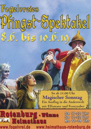 Pfingst-Spektakel Rotenburg