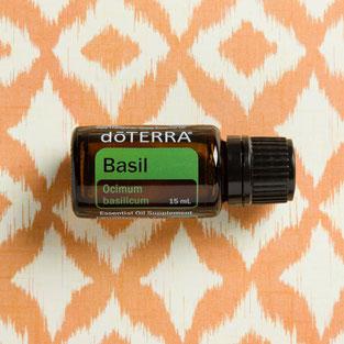 Aroma Welt >> doTERRA Basilikum Öl Deutsch: Anwendung, Wirkung