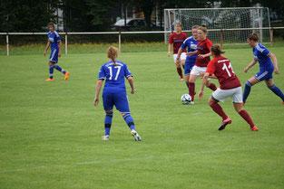 Frauen 1 - TSV Pfungstadt 4:0