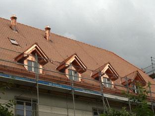 Spenglerei; Dach