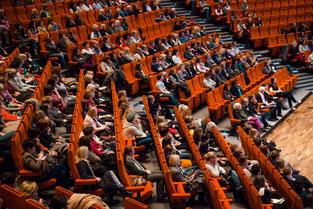 Vortrag vortragen Theater nervös Nervosität Strategien Auftreten auftreten