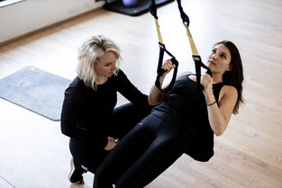 TRX and Functionaltraining