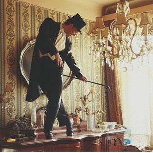 """Fred Astaire """"Ein Leben für den Tanz"""" Stadtgalerie Mödling"""