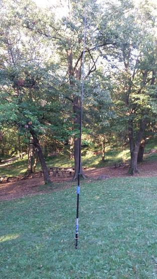 Barsine Vertical Antenna (IW2MXE)
