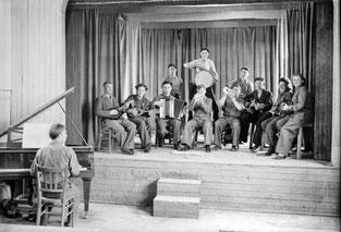 Camps russe orchestre