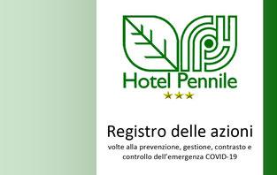 Registro delle Azioni - Hotel Pennile