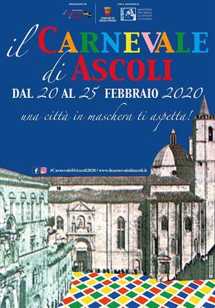 Carnevale di Ascoli Piceno 2020