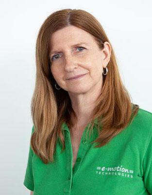 Christine Raithel, Backoffice in Münchberg