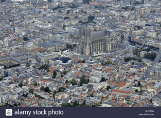 Reims : une ville pacifique & internationale,.........................      au coeur de l'Europe en 2020