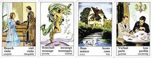 Beispiel Zigeunerkarten