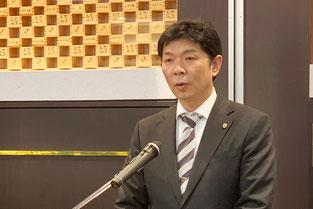 PR委員長 L.石川 恵二