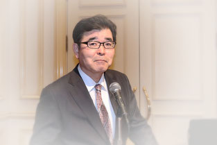 司会/旭川平和LC 第1副会長 L.河上 哲