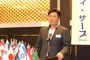 第一副会長 L.大谷 隆士