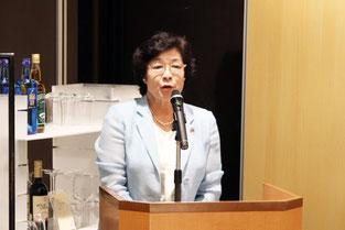 旭川なでしこLC  出席委員長 L.足立 洋子