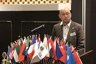 GMT会員委員長 L.川田 吉顕