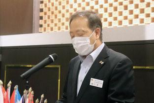 会 長 L.樋口 源二