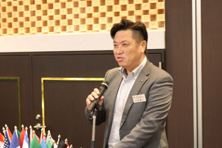 第二副会長 L.大谷 隆士