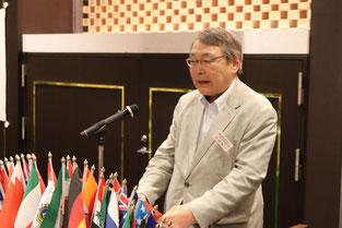 GST社会奉仕委員長 L.小林 英一