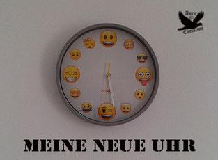 Ein frohes und glückliches neues Jahr allen Besuchern  meiner Homepage, möge diese Uhr auch euch nur glückliche Stunden anzeigen.