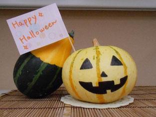 「Happy Halloween☆」