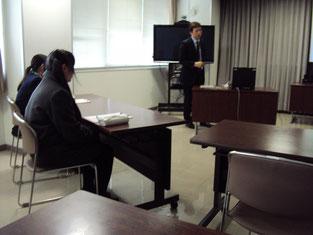 検察の仕事の講話