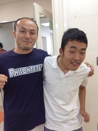 生徒と風田さん