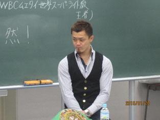 大和哲也さんの講話