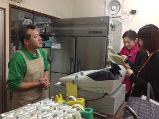 120年のパン作りを通して得たお客様の笑顔を生むコツを学びます。