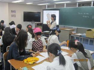 伊藤恵美先生の講話