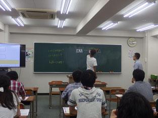 2、3年生の講演②