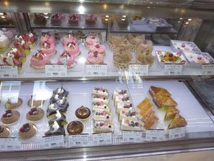 パティスリー・ミレーで販売しているケーキ