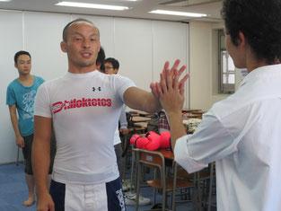 ピロクテテス新潟 代表 風田 陣さん