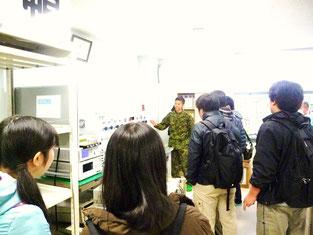 日本に数台しかない電圧機