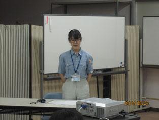 春日井苗子さん。