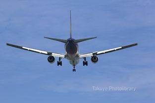 アシアナ航空 ボーイング 767-300型機