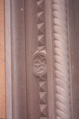 Kleemann Türgewände aus Ebenheider Sandstein