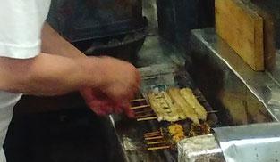 炭火焼 職人 技術