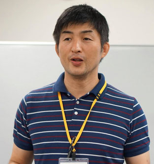 小野友之コーチ