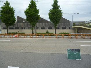 アスファルト舗装工事 施工前写真