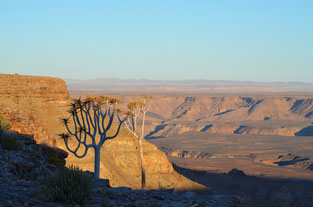 Der zweitgrößte Canyon der Welt - Fish River Canyon