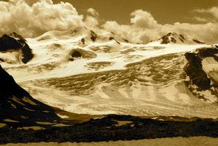Wildspitze 3768 m, Tirol