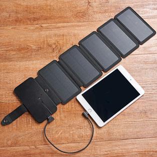 ソーラー充電器 サステナ
