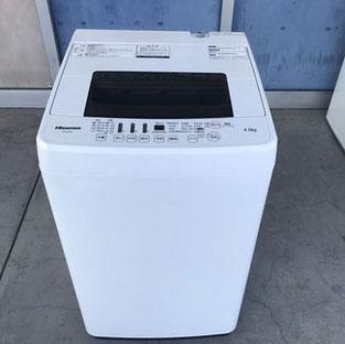 倉敷市真備町の出張買取 洗濯機