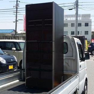 倉敷市児島の出張買取 冷蔵庫