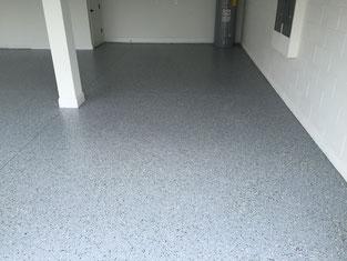 garage floor finish