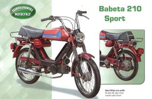 Babetta 210 Sport