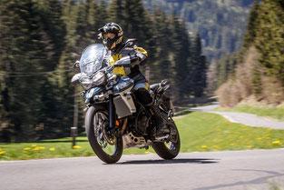 Ausgereifter Alleskönner: Triumph Tiger 800 XCA