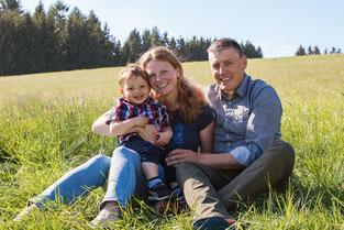 Familie Rath: Besitzer des Ferienhauses Naturglück in Südwestfalen, Bad Berleburg