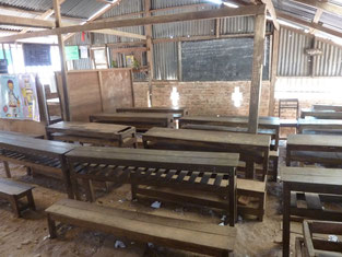 ....SCHOOL CHILDREEN, AND ONE CLASSROOM.