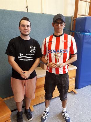 Platz2: Fred Elesbao (SG Hannover)